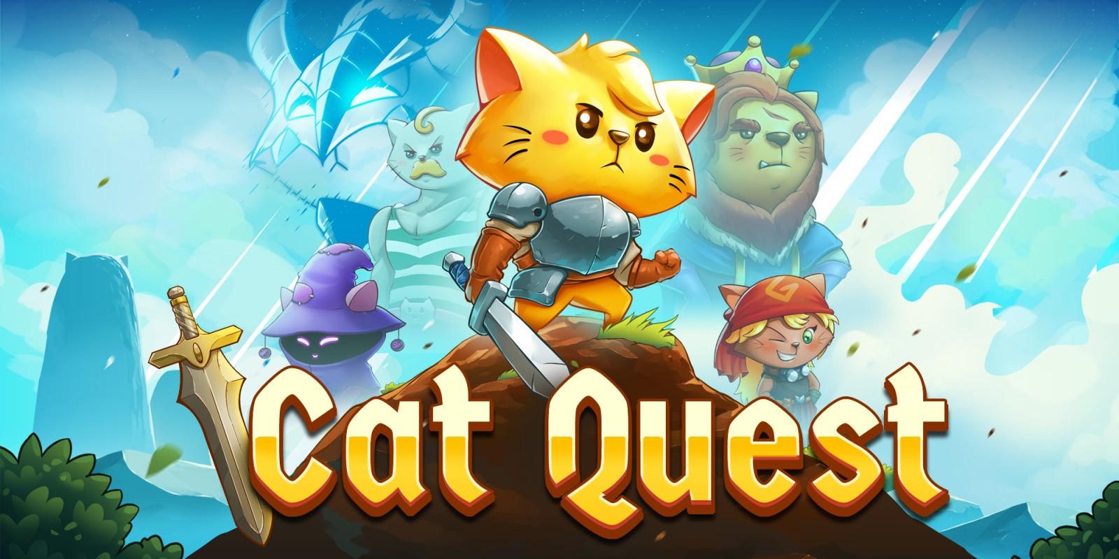 Cat Quest Banner