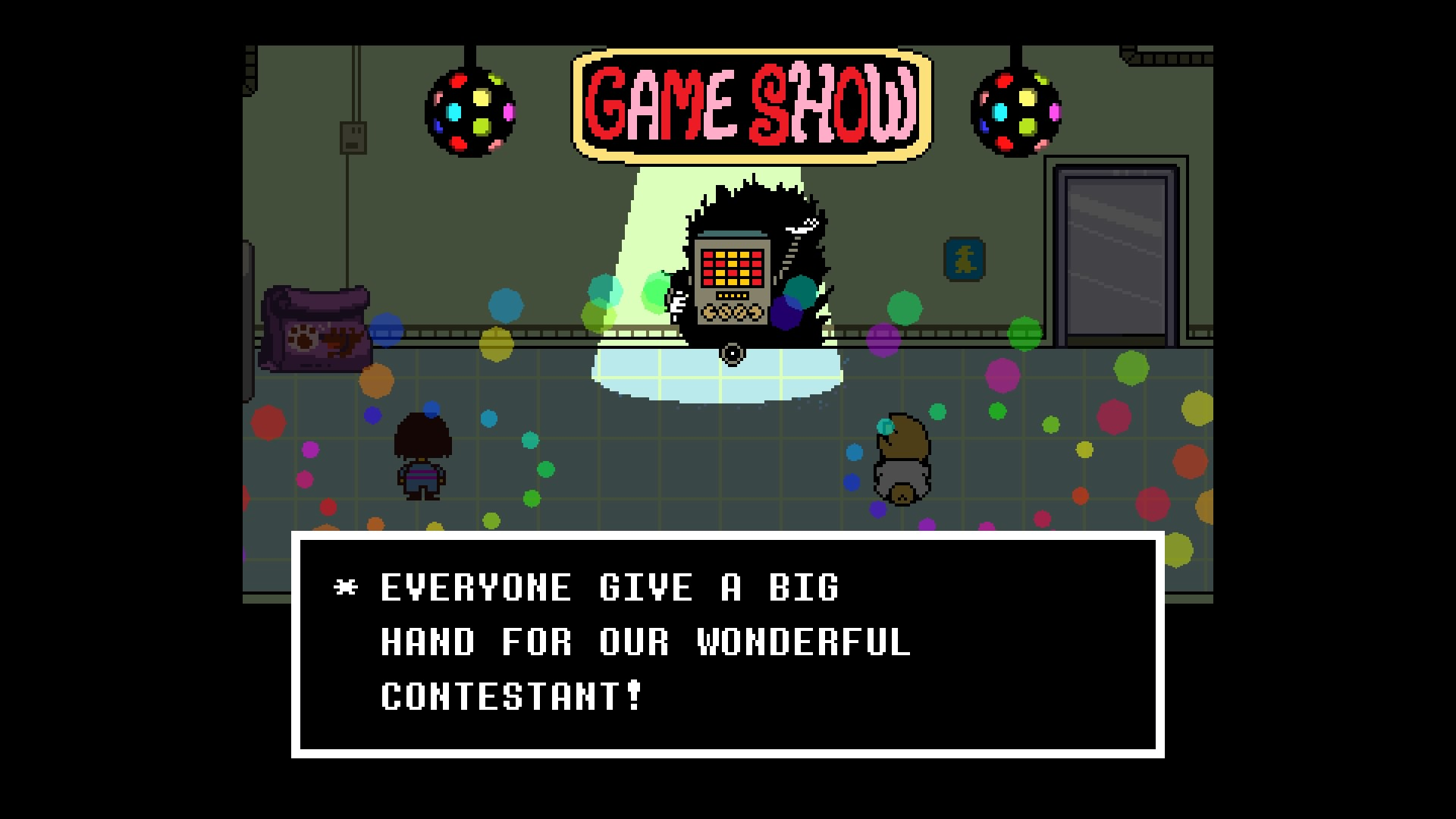 Undertale Game show
