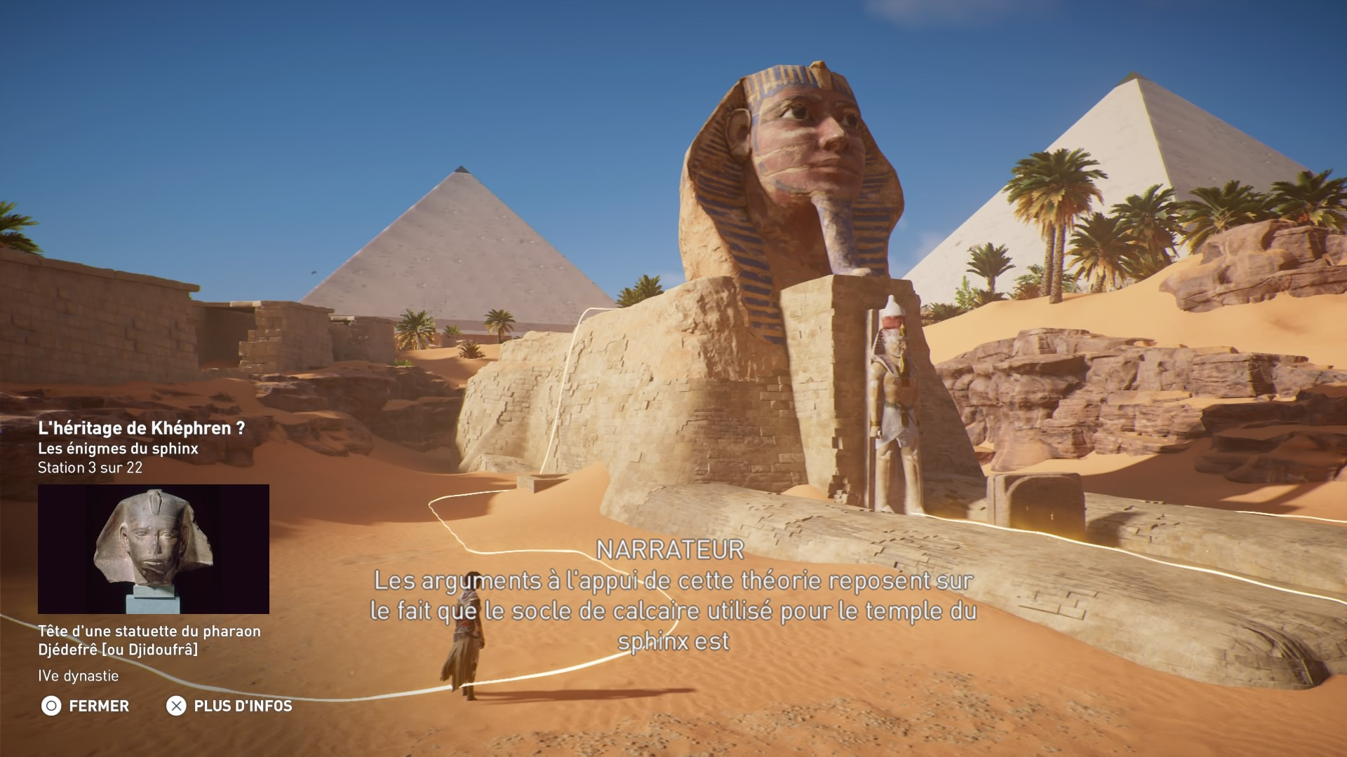 Assassin's Creed® Origins Discovery Tour