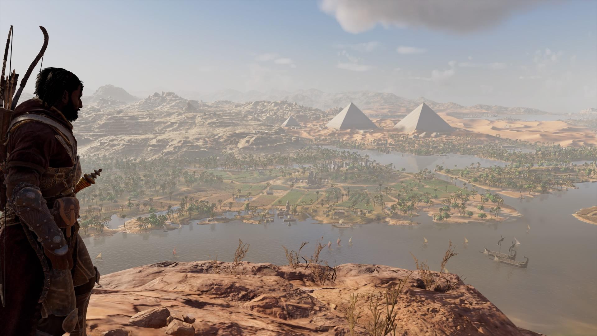 Assassin's Creed® Origins Piramidas